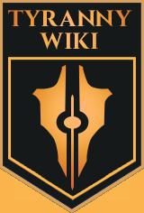 Tyranny Wiki